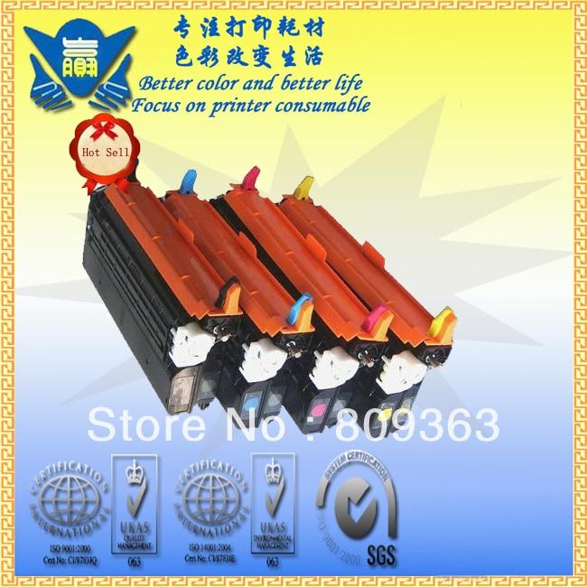 JIANYINGCHEN Compatible cartucho de tóner de color 106R01392 106R01393 106R01394 106R01395 para XEROXs Phaser 6280 (4 unids/lote