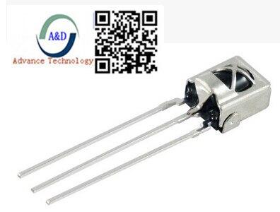 10 unids/lote TL1838 VS1838B 38Khz Universal infrarrojo ir receptor