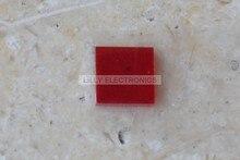6x6x1.0mm 650nm laser haute transmittance/filtre contre 400-1100nm
