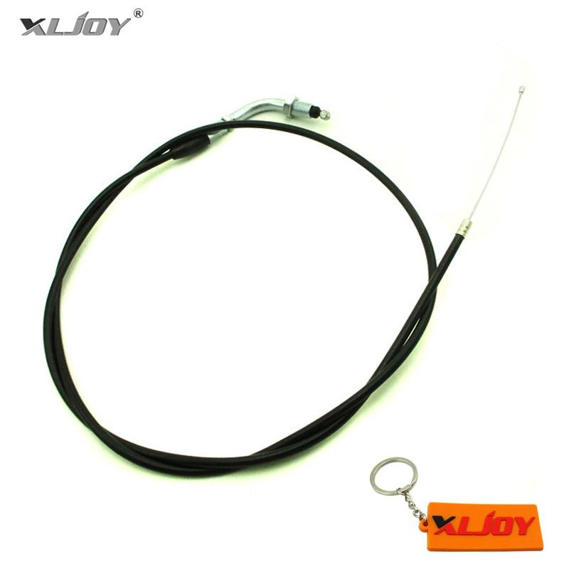 "XLJOY 75 ""Cable de acelerador para 50cc 60cc 80cc Bicicleta Motorizada 33cc 43cc 49cc Scooter de Gas de pie GoPed"