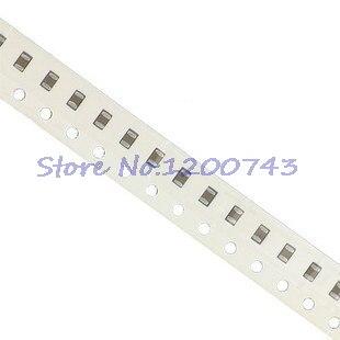 100 pçs/lote 100NF 50 X7R Erro 10% V 0603 104 SMD Thick Film Chip Capacitor Cerâmico Multicamadas