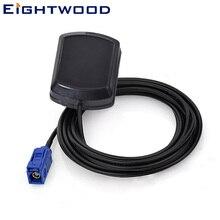 Auto-twood-antenne Active GPS de voiture   Pour récepteurs GPS/systèmes de voiture avec connecteur Fakra