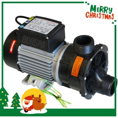 WHIRLPOOLDXD-310B bomba de baño de hidromasaje DXD Motor modelo de empresa DXD 310-B DXD-310A, 0,55 kW, 0,75 HP, hmax 8 m Qmax 17 m3/h