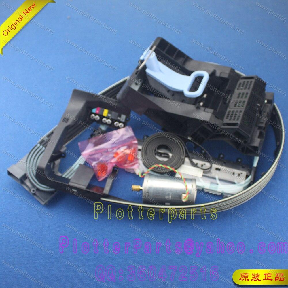 CK837-67018 mantenimiento preventivo kit para HP DJ T1120 T1120PS T620 Plotter parte A1 24 pulgadas Original nuevo