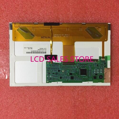 LMS700JF01-001 الأصلي شاشة عرض مع اللمس بانيل