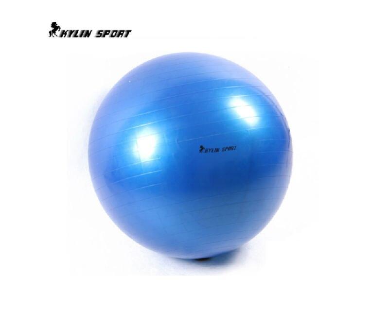 75 cm frete grátis autêntico grande explosão espessamento bola yoga bola de fitness bola yoga grávida Ambiental