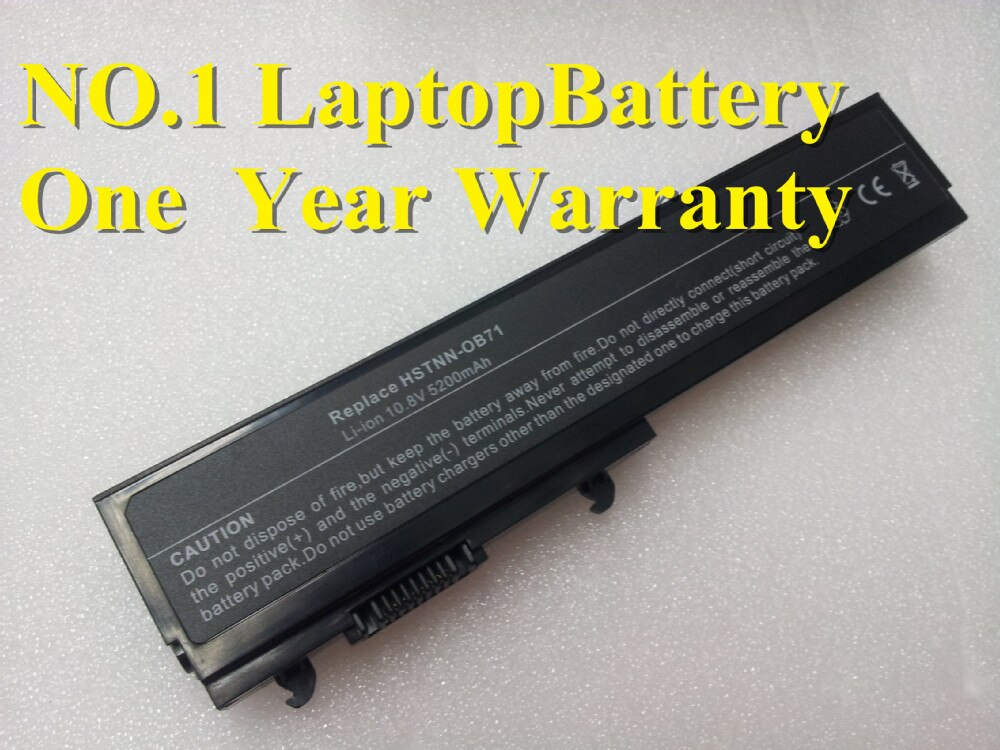 Batería para HP Pavilion DV3000 DV3100 DV3500 DV3600 DV3700 batería HSTNN-CB71 HSTNN-OB71 HSTNN-XB70 HSTNN-OB71