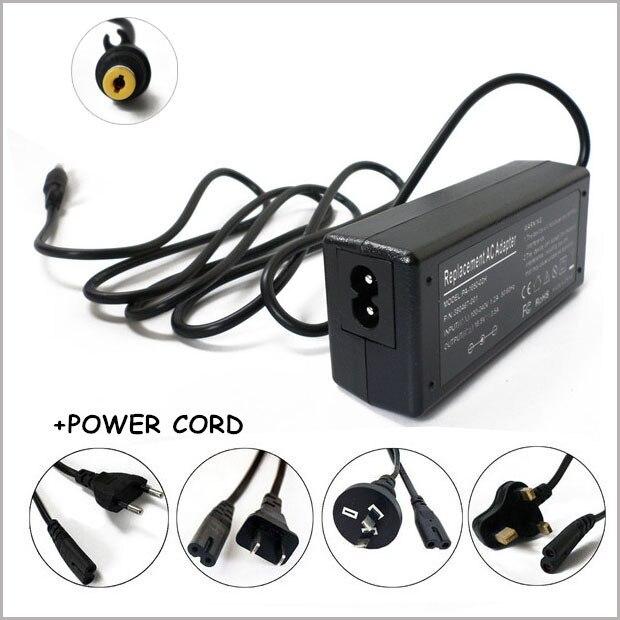 3.5A 65W ordinateur portable adaptateur secteur chargeur cordon dalimentation + câble prise pour HP HP510 HP520 HP530 V3000 V3100 V3200 V3300 V3400 V3500