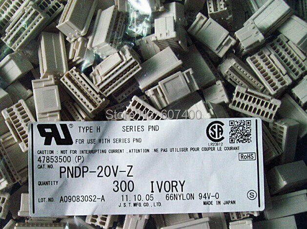 PNDP-20V-Z conn الإسكان pnd 2 ملليمتر 20POS dual مساكن jst موصلات محطات إيواء 100% ٪ أجزاء جديدة ومبتكرة