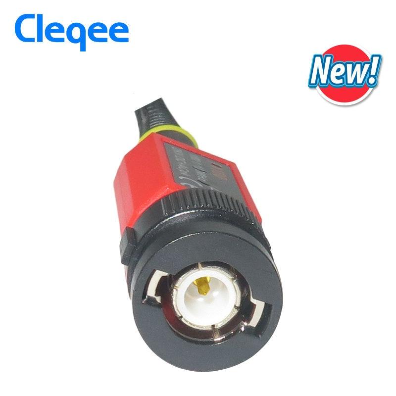 Cleqee P4 100 1PCS Oszilloskop Sonde 100:1 Hohe Spannung Widerstehen 2KV 100MHz für Oszilloskop großhandel