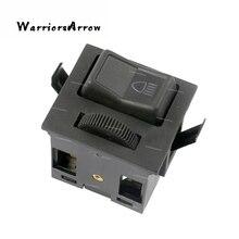 WarriorsArrow Master Headlight Switch Control Knob For VW Caddy 1983-1992 Scirocco 1981-1992 Golf Jetta Passat Polo 321941531K