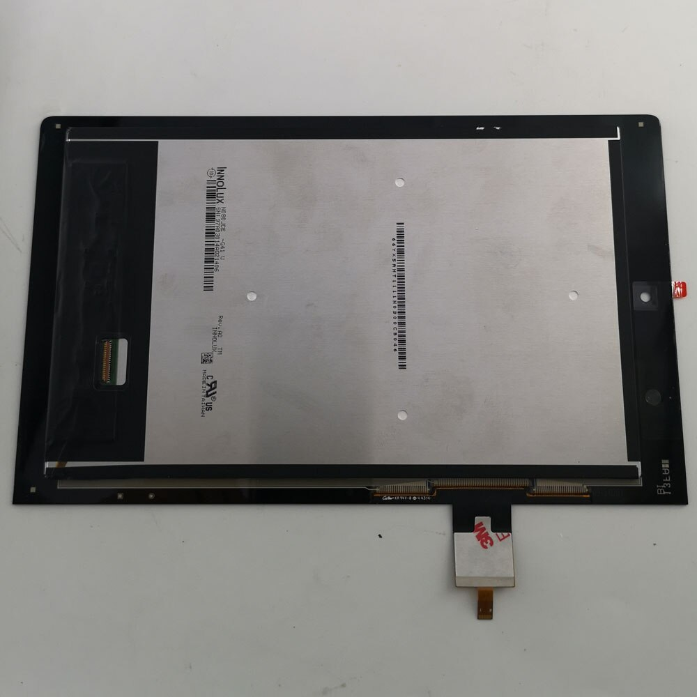 8 pulgadas para Lenovo Yoga Tablet 2 830 830F 830L panel de pantalla LCD completo Monitor + pantalla táctil montaje de sensor digitalizador