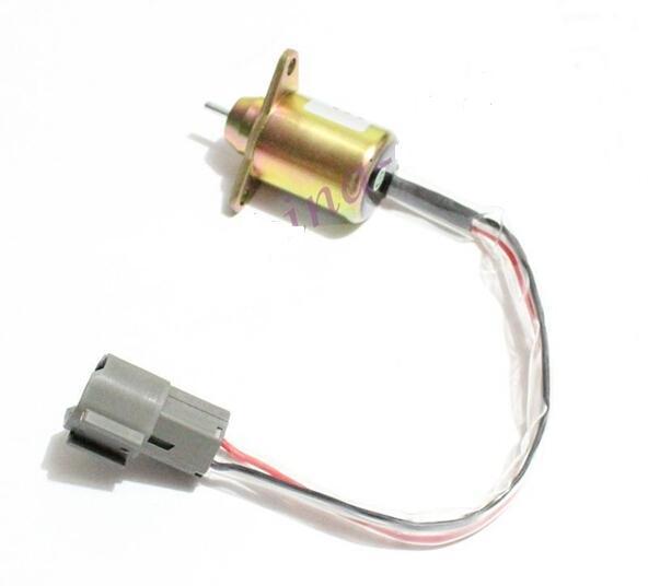 Solenoide de parada de apagado de combustible 1503ES-24S5SUC12S 24 voltios motor Diesel