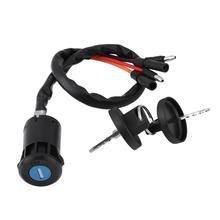 Ignition Key Switch  Fits For Honda 300 TRX300FW FOURTRAX 1900-2000 ATV