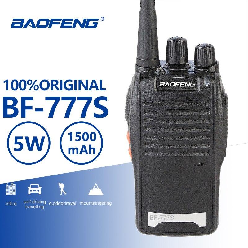 Портативная рация Baofeng, портативная рация UHF 400-470 МГц, Портативный радиоприемник, передатчик Hf, приемопередатчик со стандартной гарнитурой