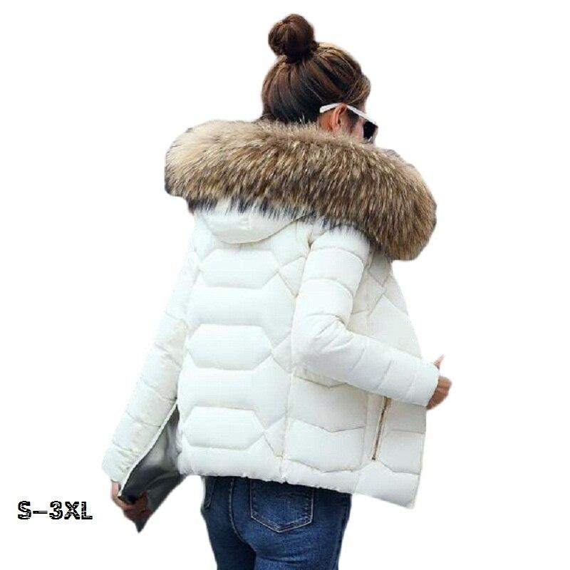 Inverno parkas para as mulheres 2020 nova moda gola de pele artificial quente parque jaqueta de inverno das mulheres capuz inverno quente jaqueta