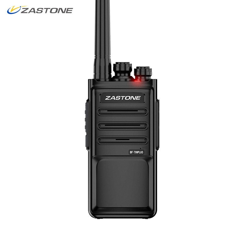 5W Portable Walkie Talkie Mini Radio UHF 400-470MHz 16CH 1500mah Radio Communicator telsiz CB Radio ZT99