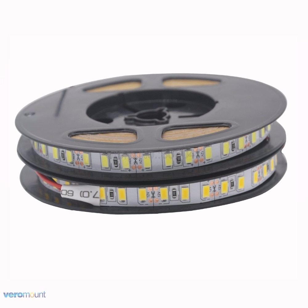 5m 5630 5730 LED Strip SMD Flexible LED Tape Ribbon 120leds/m SMD 5630 IP20 Non-Waterproof Cool White Warm White DC12V