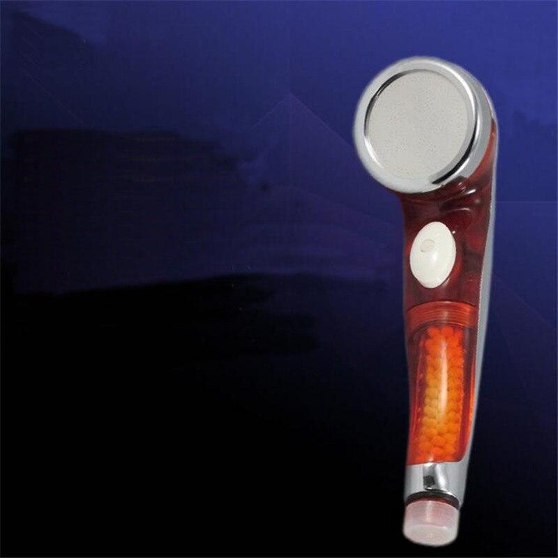 Новый тип ароматизатор отрицательных ионов ручной душ с переключателем водосберегающая ручная насадка для душа материал PC ручной спрей 2 в...