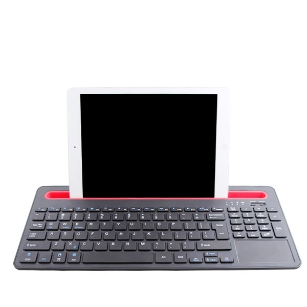 2016 Fashion Touch Panel Bluetooth keyboard for 12 inch Chuwi HI12 stylus tablet pc for Chuwi HI12 keyboard