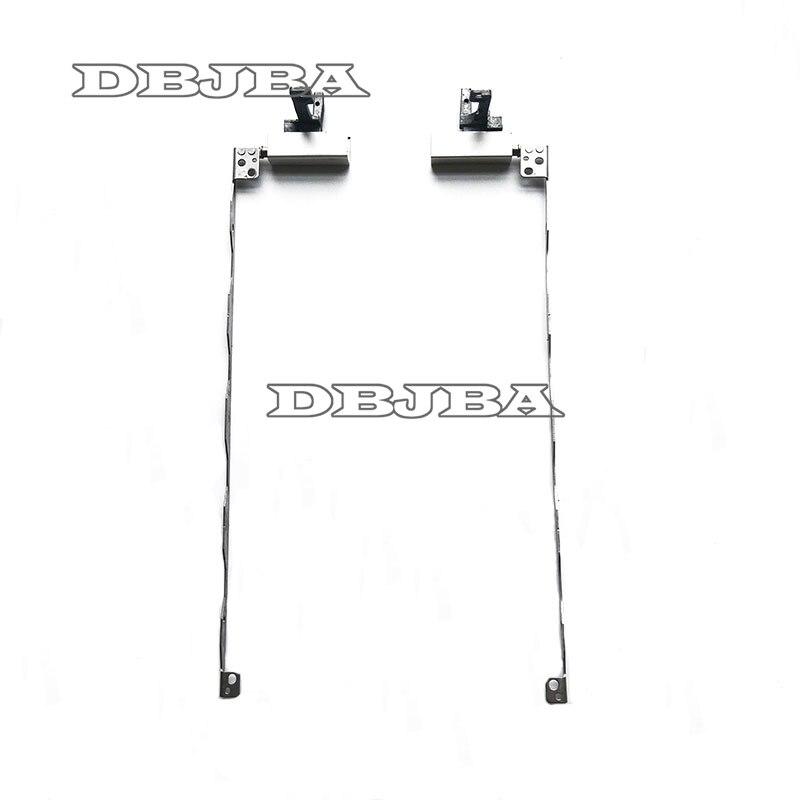 Nuevas bisagras de eje L & R de pantalla LCD/LED para portátil HP 2540 2540P para EliteBook series AM09C000700 AM09C000500