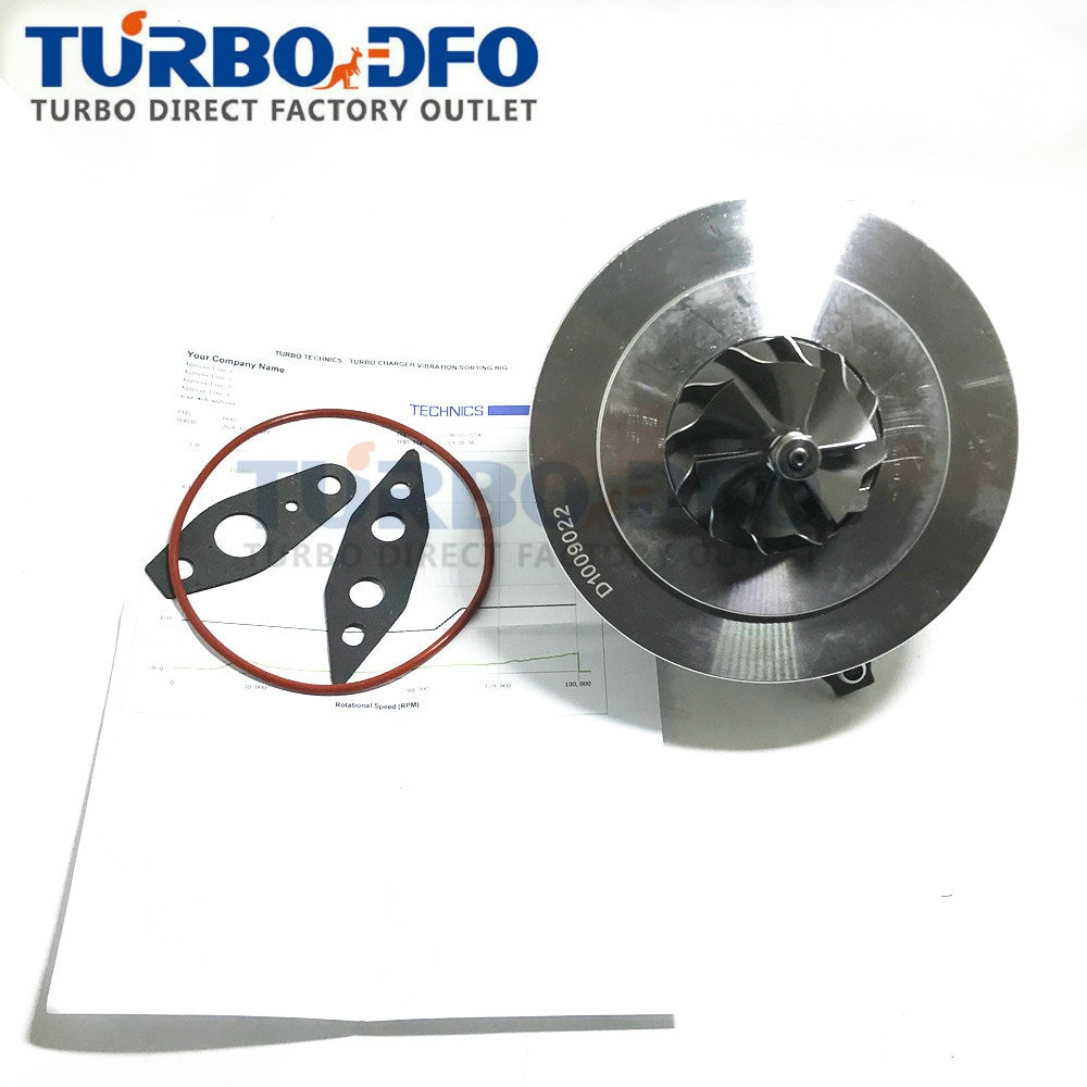 53039880337 14411-5X01A para Nissan Pathfinder 2,5 DI 190 HP YD25DDTi-53039880345 equilibrada turbolader core reconstruir chra turbo