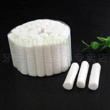 Haute qualité 1000 pièces dentaire hémostatique médical coton-tige coton tour rouleau boîte de matériaux dentaires fournitures orales