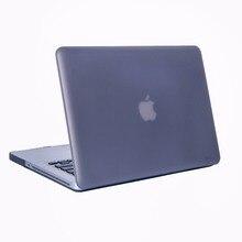 RYGOU givré mat coque rigide housse pour vieux MacBook Pro 13 13.3 pouces étui (A1278 CD-ROM) sortie 2012/2011/2010/2009/2008