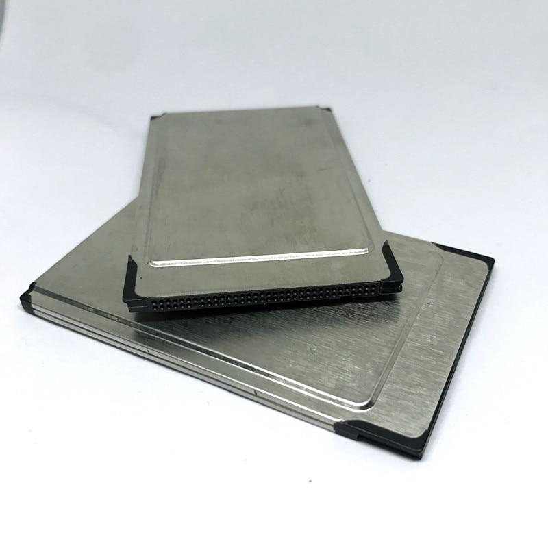 Alta qualidade!! 100 mb 224 mb 1.2 gb pcmcia ata cartão flash memória do pc 68 pinos
