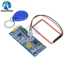 125KHz EM4100 HZ-1050 RFID Wireless Card Reader Module ID Reader RFID-Module DC 5V DIY KIT LM393 MQ135 Module