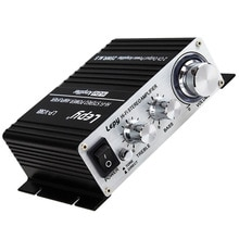 Lepy Mini 700W Hi-Fi 12V amplificateur stéréo MP3 pour iPod moto voiture ampli
