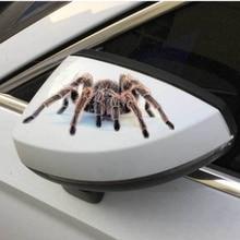 3D Car Sticker Animals Bumper Spider Gecko Scorpions For LEXUS IS250 IS300 ES240 ES250 ES300 ES300H ES330 ES350 GS300 GS350