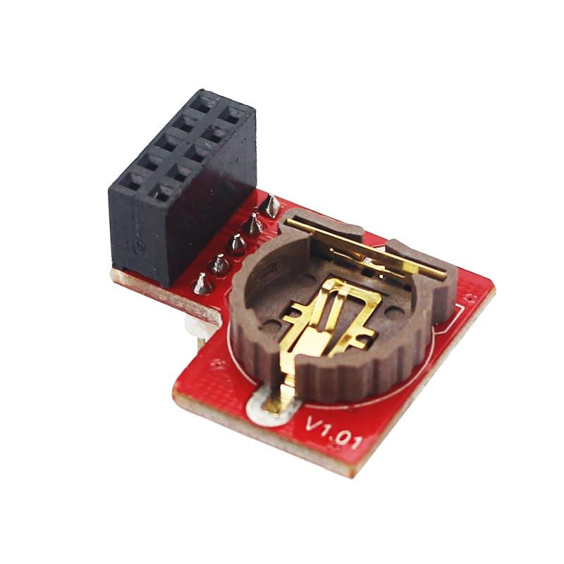 Raspberry Pi I2C RTC DS1307 Hohe Präzision RTC Modul Real Time Clock Module für Raspberry Pi 4 Modell B/ 3B +/3B