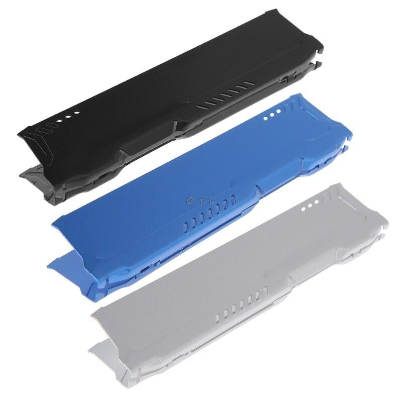 1 Набор DDR1/2/3 RAM памяти алюминиевый охлаждающий разбрасыватель компьютера радиатор жилет радиатор долгое использование