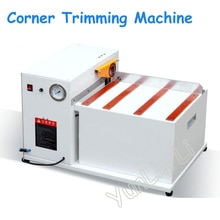 Machine de découpage dangle coin bord chanfreinage Machine banc menuiserie tondeuse Angle Machine MS60