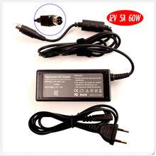 Pour moniteur TV LCD ADPV20, Benq FP992 Q9U3, Sanyo CLT1554 CLT2054, HP F50 D5063H F70 chargeur adaptateur secteur 12 V 5A 4 broches