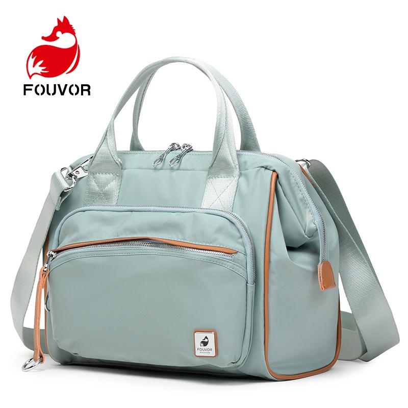 Fouvor Luxury Women Bag Totes Crossbody Shoulder Bag Ladies Messenger Bag Light Women's Handbags Bolsas Female Bag
