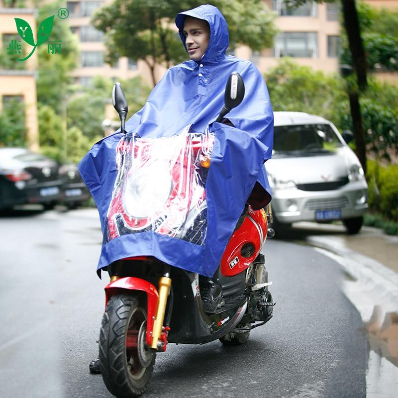 Impermeable de emergencia para hombres, Auto Electrico, Adulto, Poncho de lluvia con...