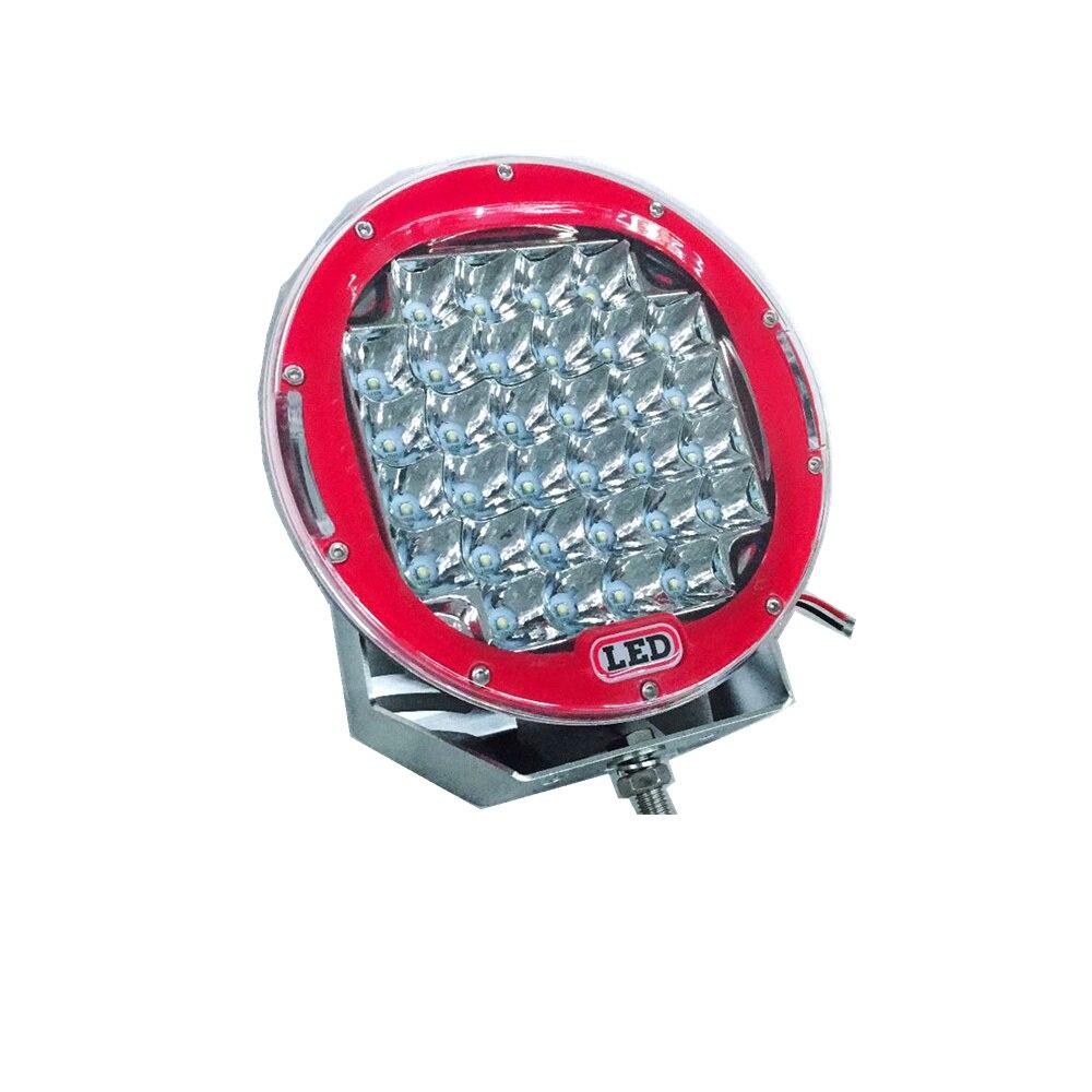 Barra de luz led de trabajo de 9 pulgadas, resistente al agua, 320w, CE RoHS, luz de trabajo LED para camión, 12v 24v