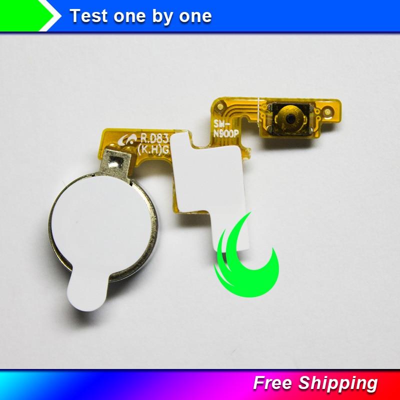 Cable flexible vibrador w Original para Samsung Galaxy Note 3 N9000 N9005 N9002 N900 N900A N900P N900V N900T