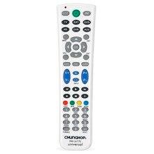 Télécommande universelle Chunghop RM-L677E pour TV DVD SAT/CBL DVR AUX télévision numérique Terrestre tout contrôleur de marque