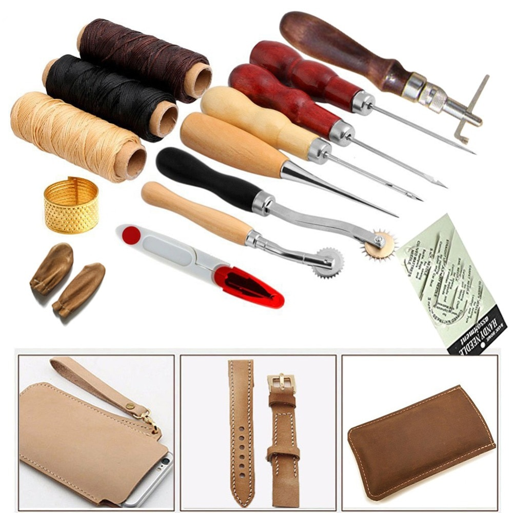 Набор ручных инструментов для шитья, 14 шт.