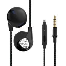 Gute Klang Qualität Stereo Bass Sport Kopfhörer Kopfhörer Für Samsung S8 S9 Plus Für Xiaomi Redmi Wired 3,5mm Gaming headset