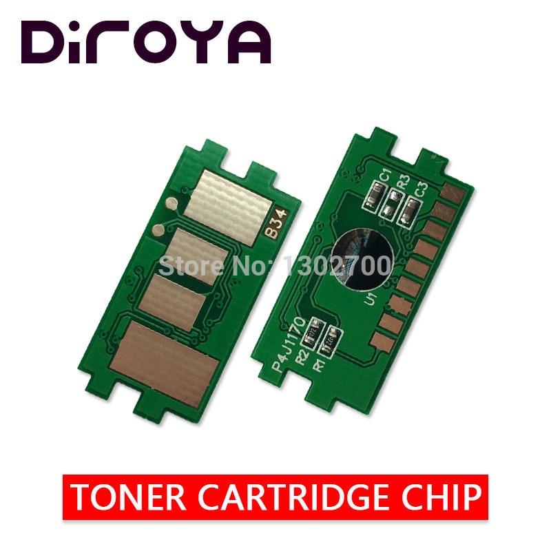 10PCS TK-1110 TK 1110 Toner Cartridge chip For Kyocera Ecosys FS-1020 1020mfp FS-1040 FS-1120 mfp FS 1020 1040 1120 powder reset