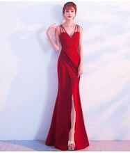 Vestido Longo Cotton New Rushed Vestido De Festa Plus Size Women Free Shipping 2020 Dress Fashion Elegant Long Sexy Slim Female