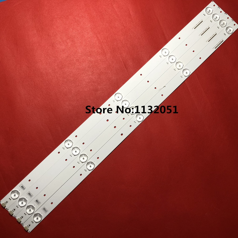 "594mm  strip 5 Lamp For Hi s en se 32""TV SVH320AJ4 LED32EC200 LED32EC210"