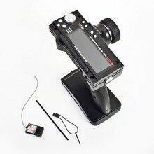 Flysky FS-GT3B FS GT3B 2.4G 3CH pistolet RC système émetteur avec récepteur pour bateau de voiture RC