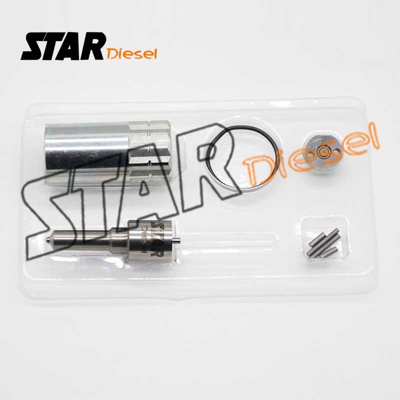 23670-E0341-B (52391-01242) inyector de Kits de reparación con boquilla placa de orificio válvula del Condado de Euro III Hyundai del Condado de D4DD