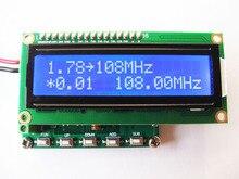 Générateur de signal FM DDS 78 ~ 108 MHz PLL