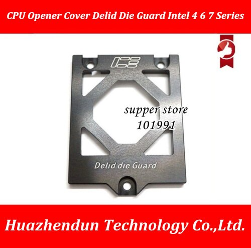 DEBROGLIE  CPU open CPU opener cover protector Delid Guard I7 6700K I7 7700K 8700K series